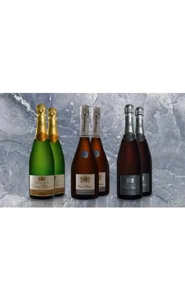 Coffret Découverte Champagne