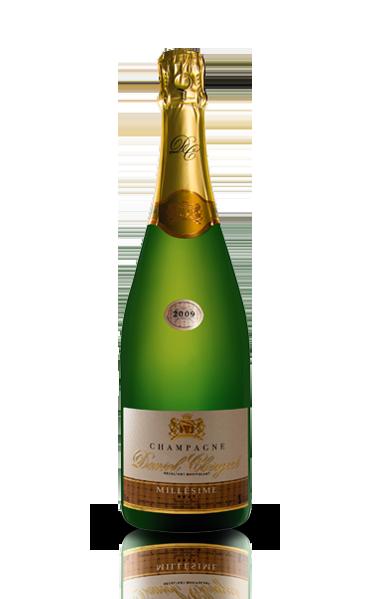 Champagne Millésime 2009
