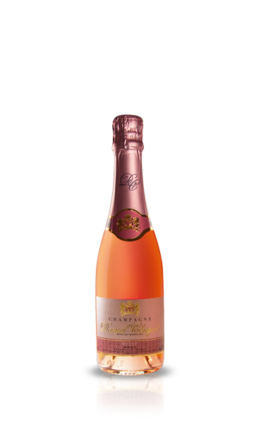 Champagne Rosé Brut Demi-bouteille